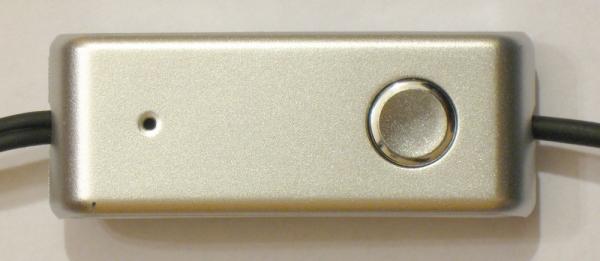 Микрофон и кнопка принятия вызова