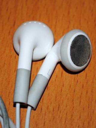 Наушники Apple iPod touch