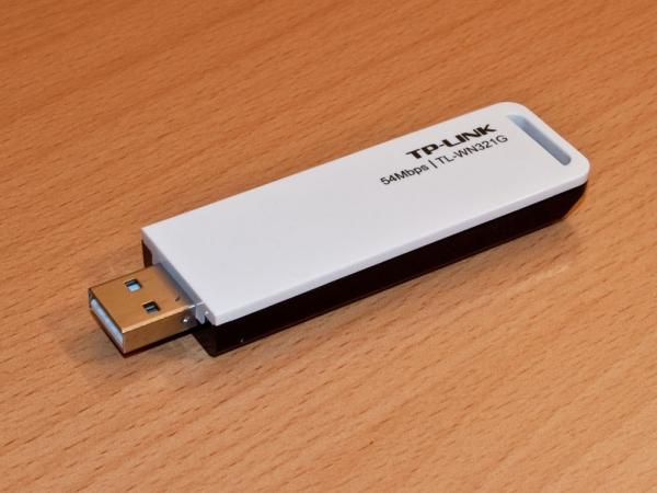 USB точка доступа TP-LINK TL-WN321G