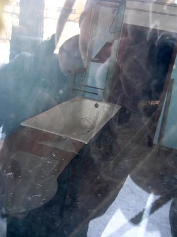 Заброшенная ванная