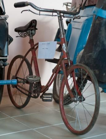 Велосипед с переключением скоростей