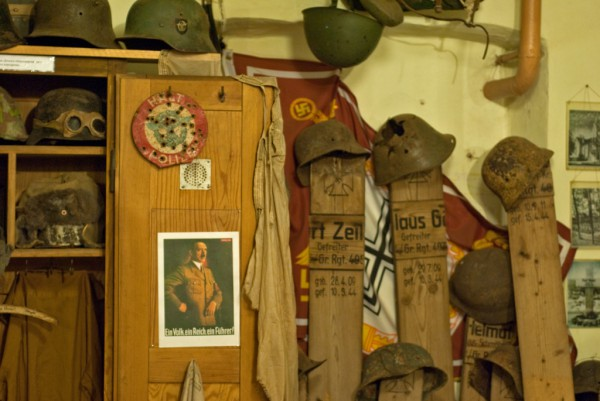 Немецкие надгробные таблички