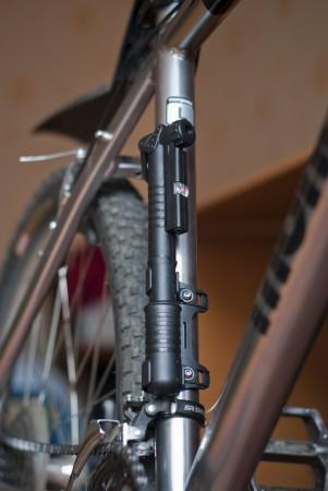 Насос Cycledesign на в креплении