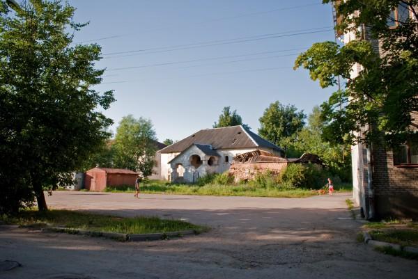Дом Печенко и Солодёжня