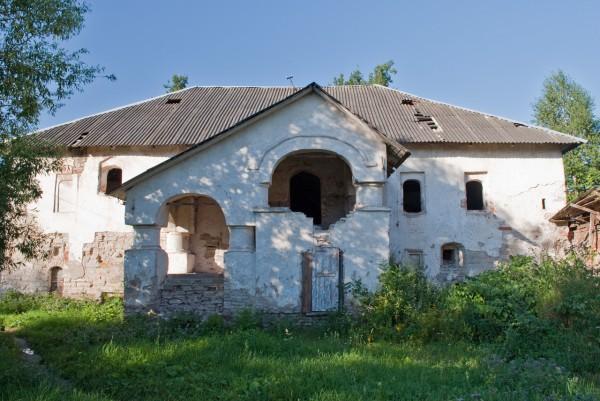 Дом Печенко, основное здание