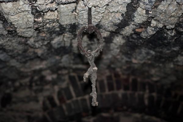 Кольцо над входом