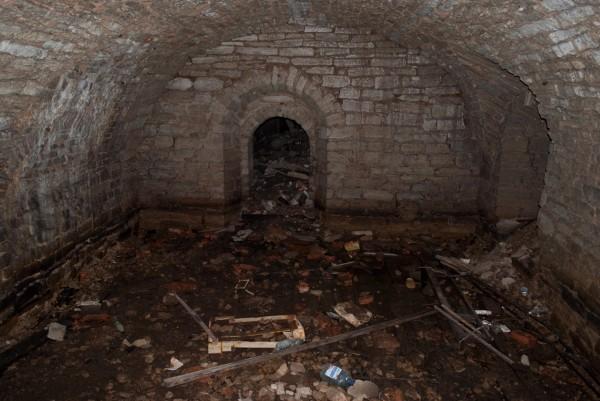 Подвал дома Печенко