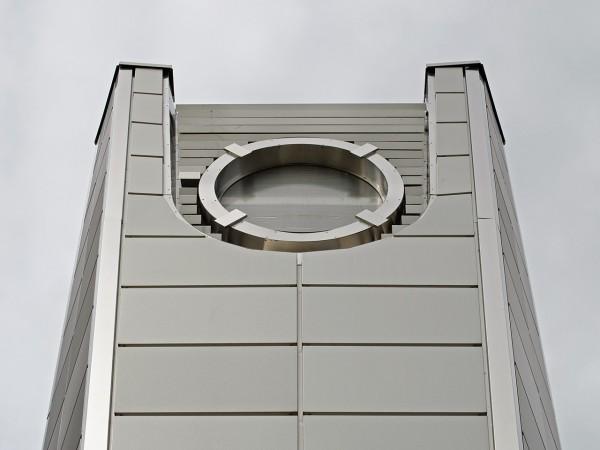 Иллюминаторы в башнях