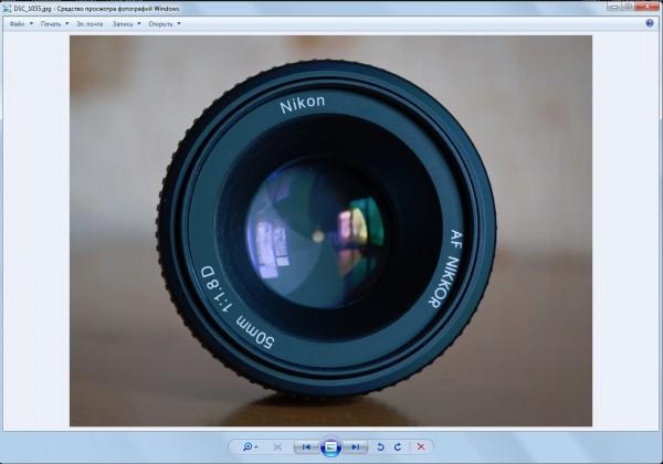Средство просмотра фотографий Windows