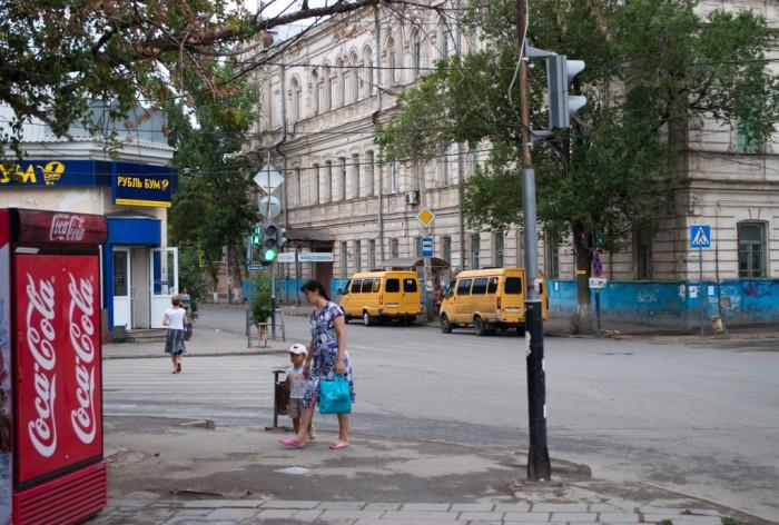 Астраханские газельки