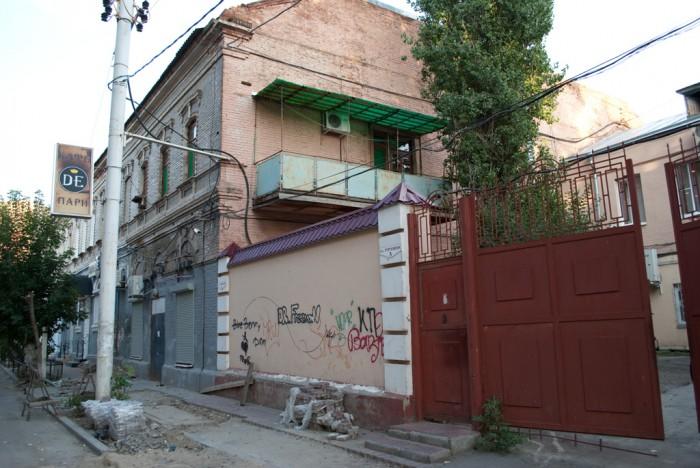 Знаменитый балкон
