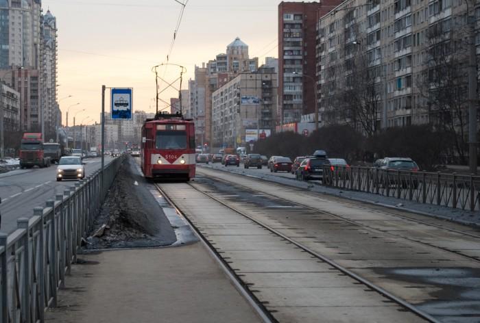 9 трамвай