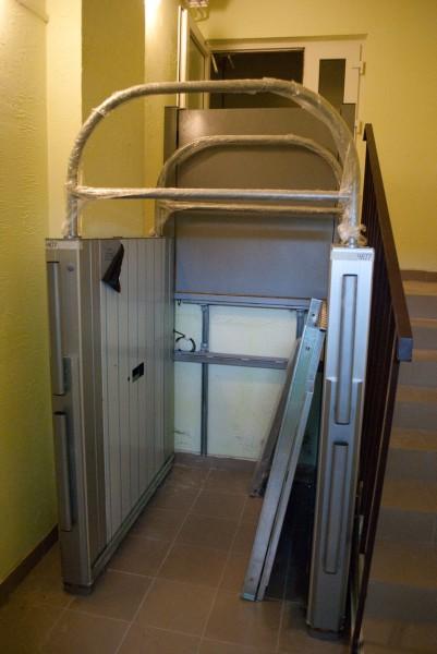 Лифт для колясок