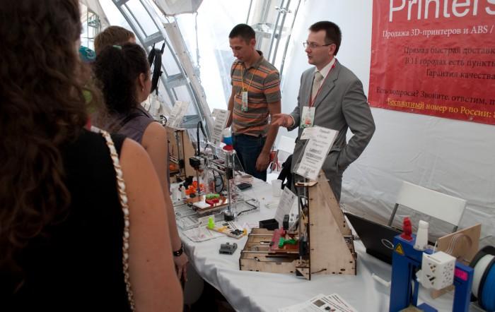 3D принтеры и их представители