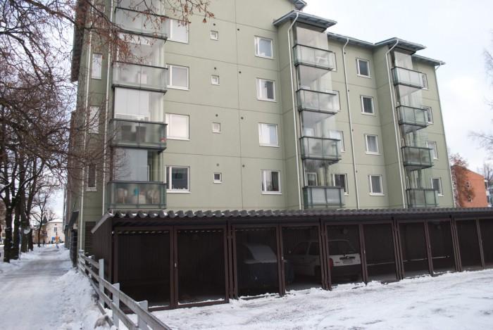 Все балконы одинаковые
