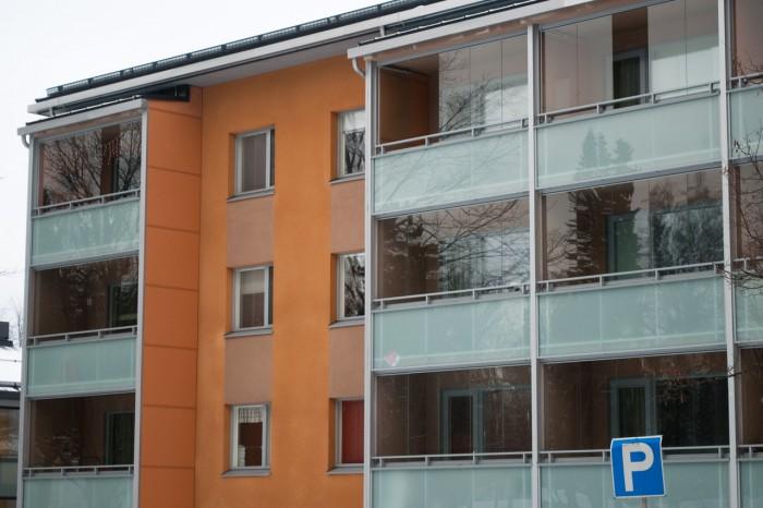 Занимательное остекление балконов