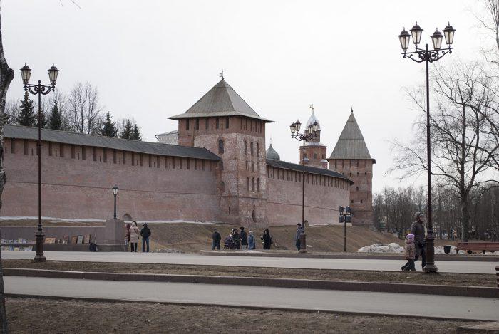 Златоустовская и Покровская башни