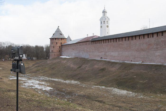 Миторопольчья башня и часозвоня