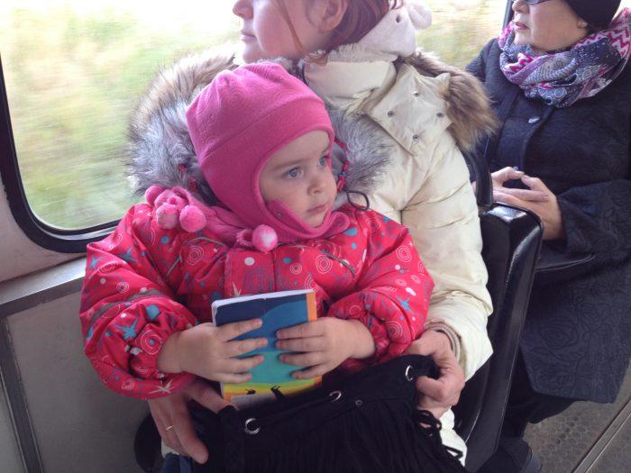 Пробовали трамвай в сочетании с маршруткой - но это тоже долго и неудобно