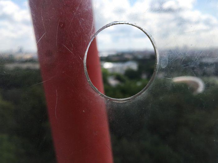 минское колесо обозрения вентиляция
