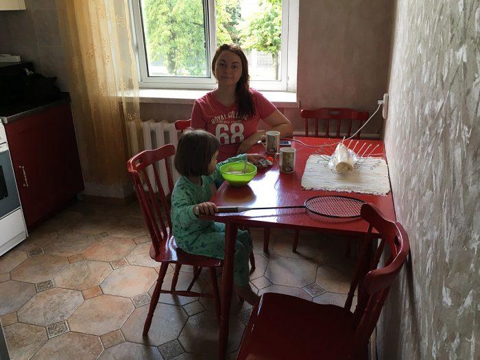 Минск квартира кухня