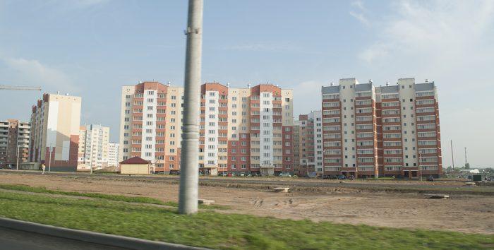 Новостройки в Витебске