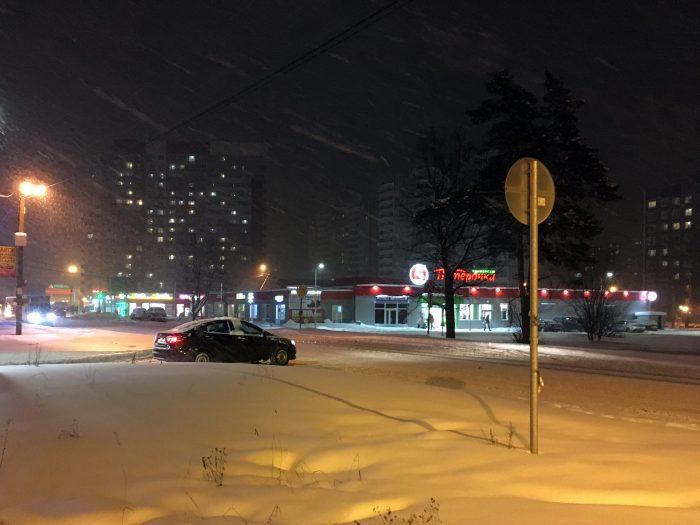 Мегаларёк в Девяткино