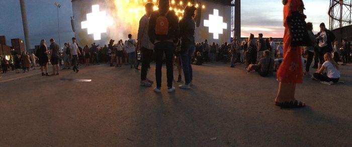 main stage flow fest