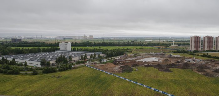 Западное Мурино в 2013 году