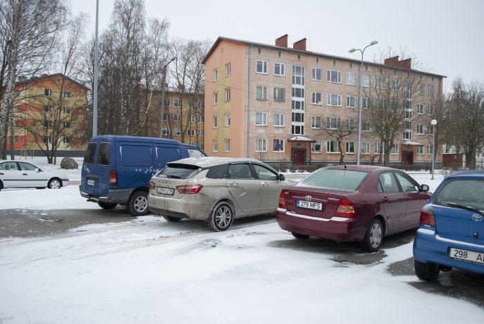 советские дома в таллине