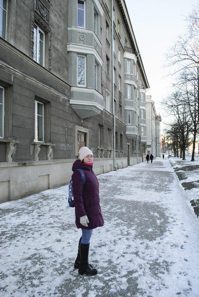 сталинка в Таллине