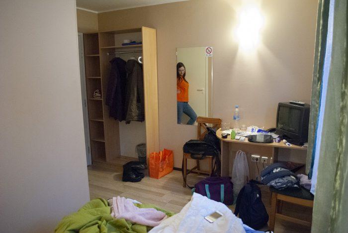 Мебель в номере Lillekula