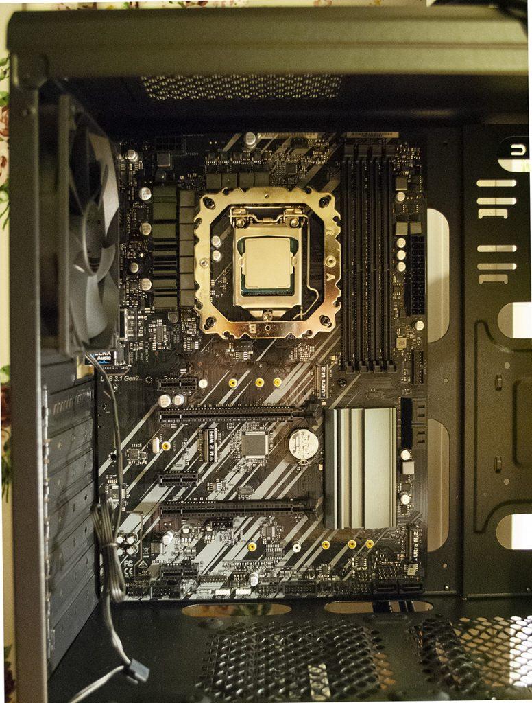 мой новый компьютер