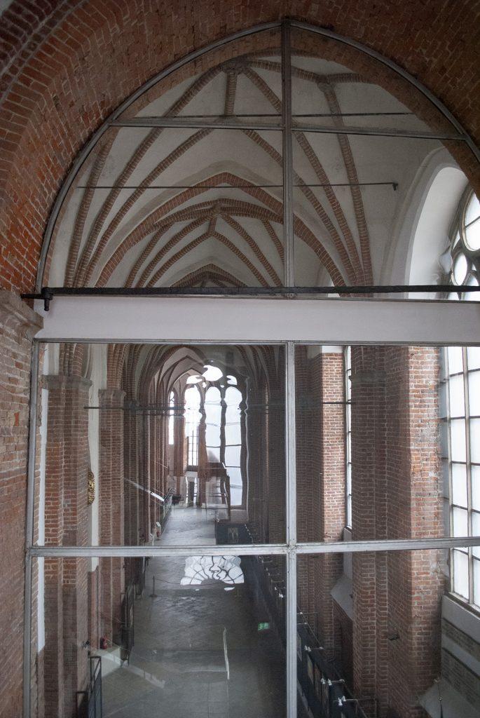 Собор святого Петра изнутри