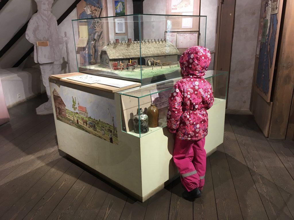 Музей в Турайдском замке