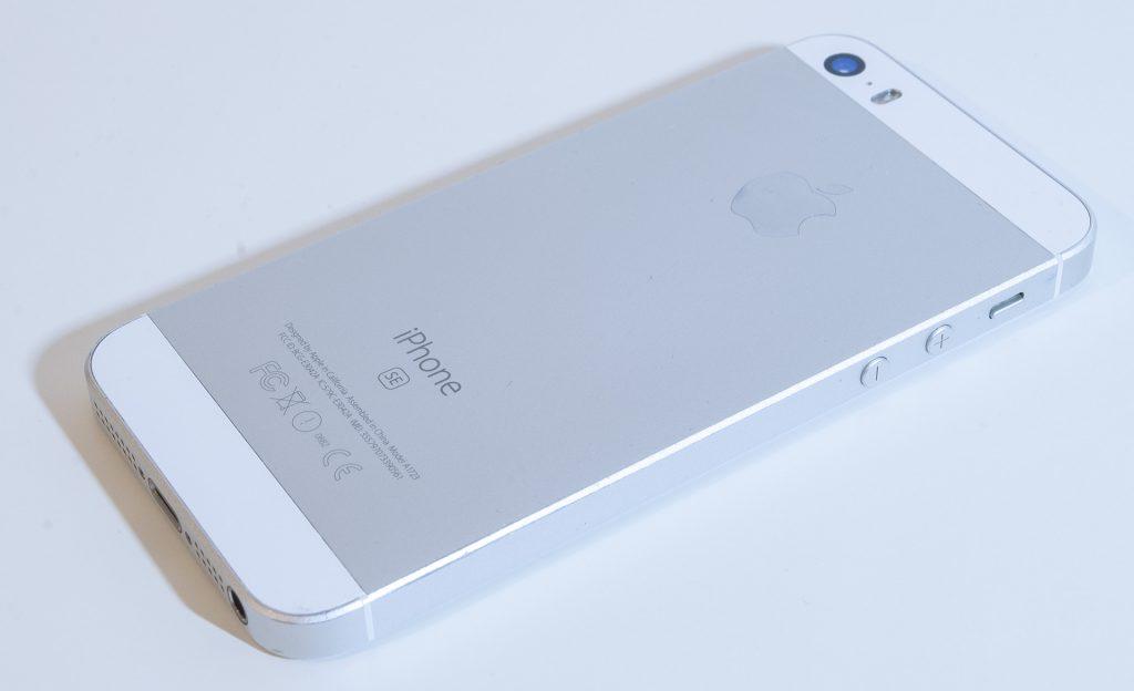 задняя крышка Apple iPhone SE 16 gb