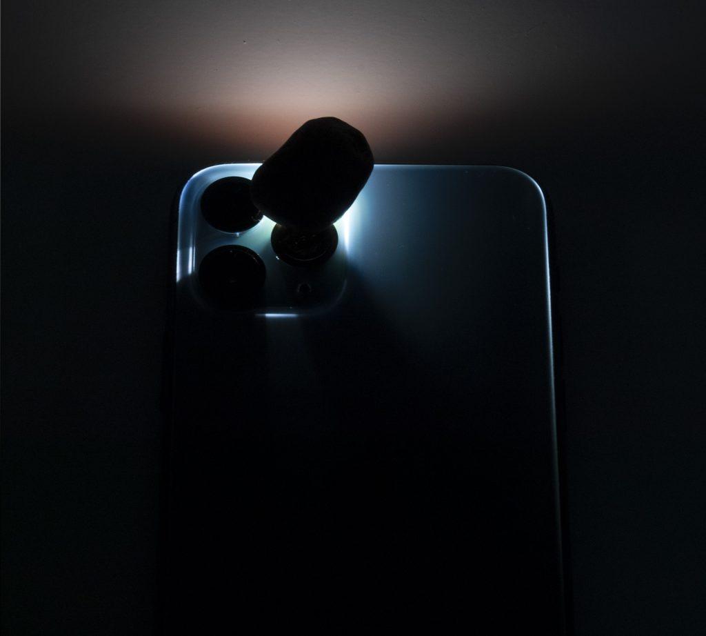 светящиеся рамки от фонарика iphone 11 pro