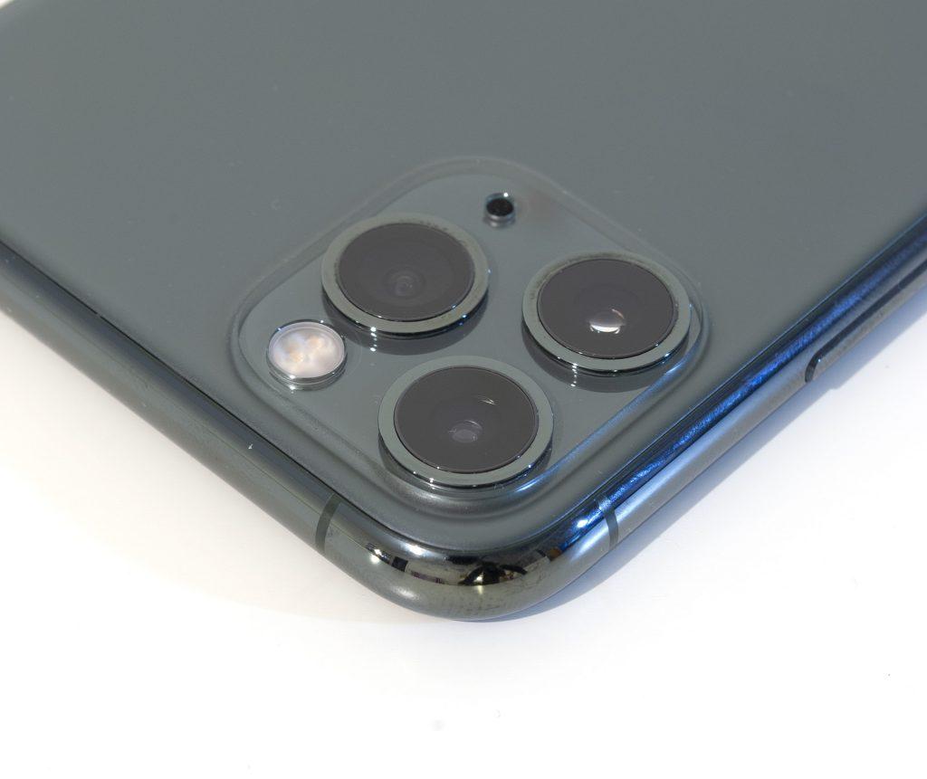 блок камер iphone 11 pro