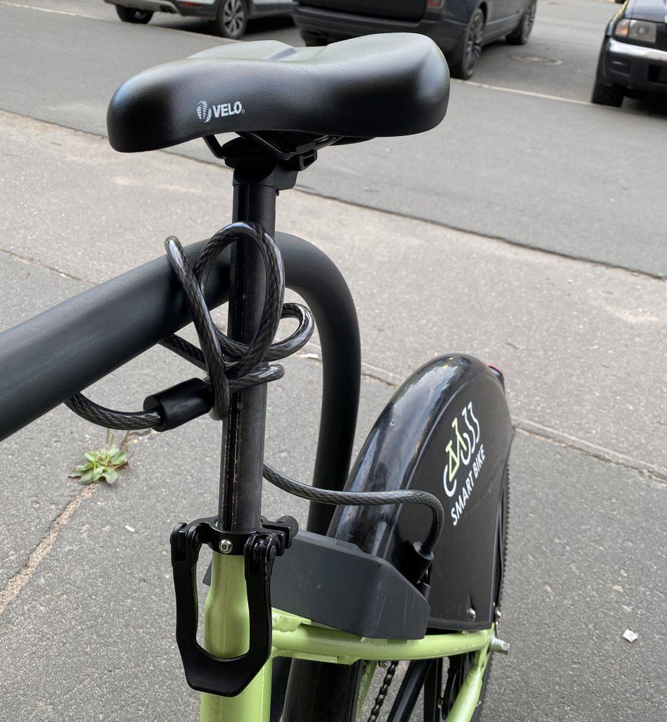 smartbike седло