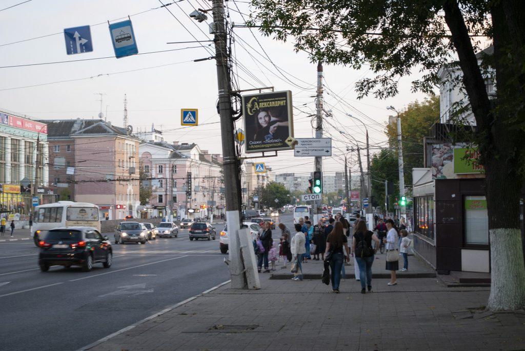 Улицы в Твери
