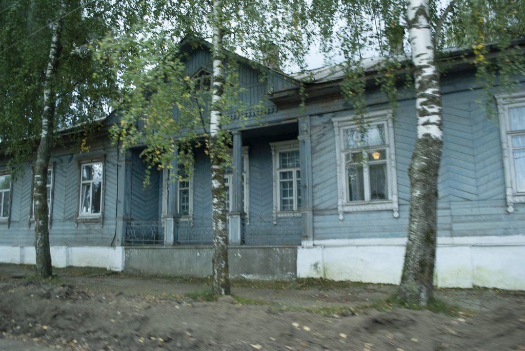 уютный дом в Калязине