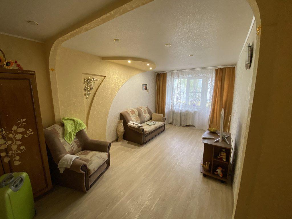 наша съёмная квартира в муроме