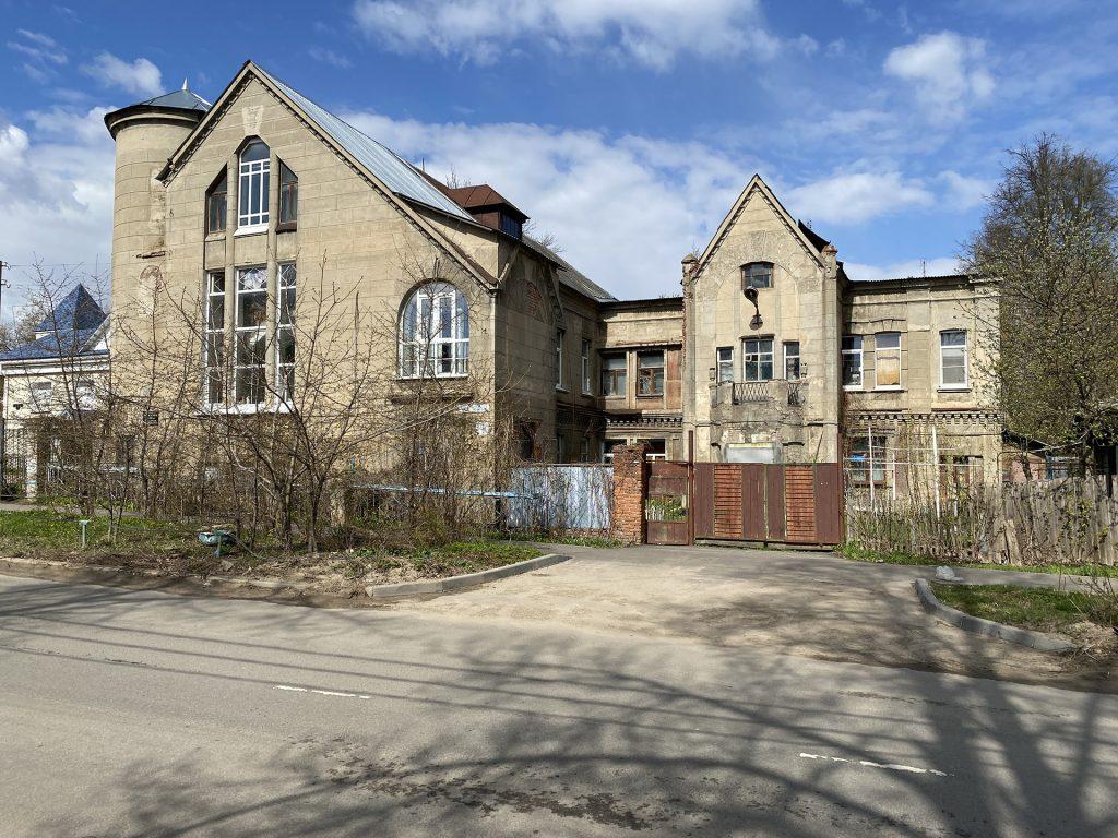 красивый дом в Иваново