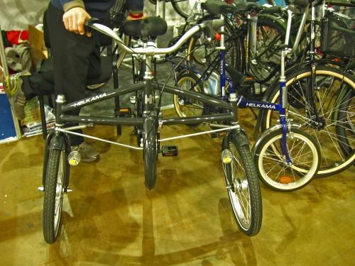Helkama tricycle E-Trike