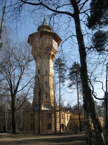 Башня магов