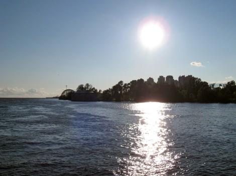 Солнечный залив